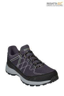 Regatta Grey Lady Samaris Lite Waterproof Walking Shoes