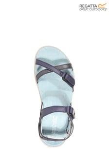 Regatta Blue Lady Santa Cruz Sandals