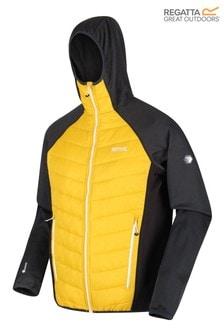 Regatta Yellow Andreson V Hybrid Baffle Jacket