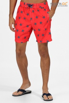 Regatta Red Hadden II Board Shorts