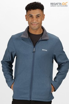 Regatta Blue Cera V Full Zip Softshell Jacket