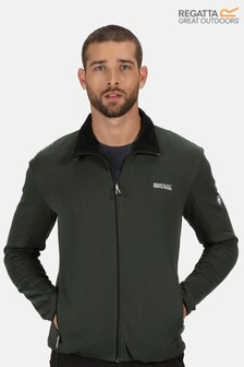 Regatta Green Highton Lite Full Zip Softshell Jacket