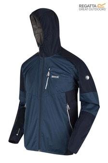 Regatta Blue Tarvos IV Hooded Softshell Jacket