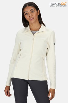 Regatta Cream Floreo Iii Full Zip Fleece