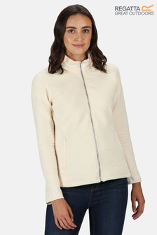 Regatta Cream Sadiya Full Zip Fleece