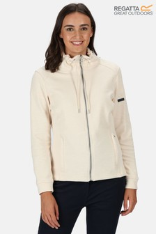 Regatta Cream Olena Full Zip Fleece