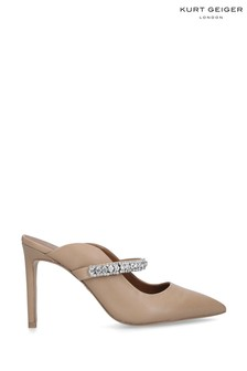 Kurt Geiger London Camel Duke Shoes