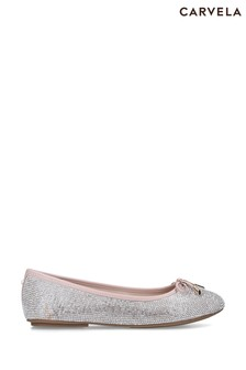 Carvela Chrome Majic Bling Shoes