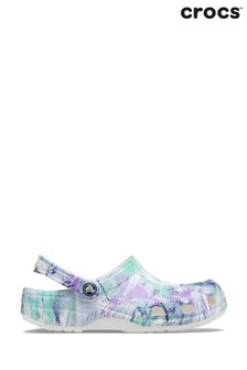 Crocs White Out Of This World Sandals
