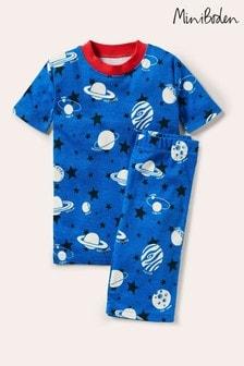 Boden Glow-In-The-Dark Short John Pyjamas