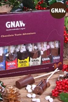 GNAW Hot Chocolate Taste Adventure