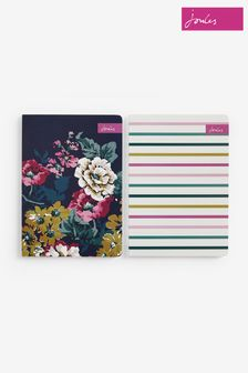 Joules A5 Notebooks Set of 2