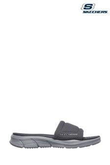 Skechers Grey Equalizer 4.0 Sandal Sevlte