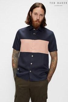 Ted Baker Sinima Colourblock Shirt