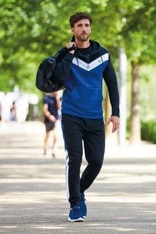 Blue Colourblock Joggers Next Active Tracksuit Sets