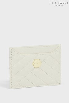 Ted Baker Selbara Quilted Credit Card Holder