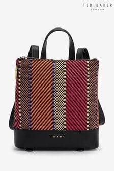 Ted Baker Tallis Woven Zip Backpack