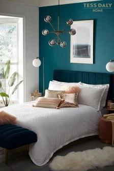 Tess Daly Zebra Duvet Cover and Pillowcase Set