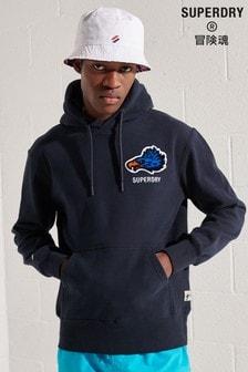 Superdry Sport Modern Franchise Hoodie