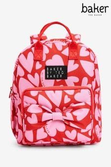 Baker by Ted Baker Heart Print Backpack