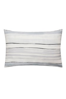 Set of 2 Himeya Blue Linking Lines Pillowcases