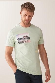 Mint Cali Graphic T-Shirt