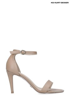 Kurt Geiger Pink Felsie Sandals