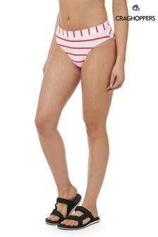 Craghoppers Red Nl Marina Bikini Briefs