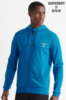 Superdry Sport Training Zip Hoodie