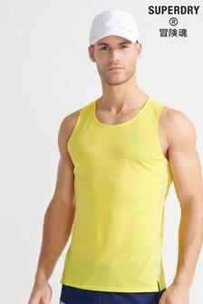 Superdry Sport Run Featherweight Singlet Vest