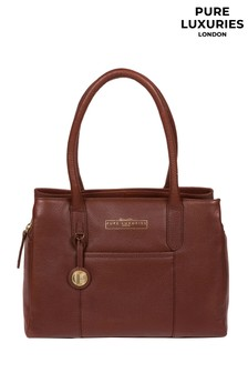 Pure Luxuries London Chatham Leather Handbag