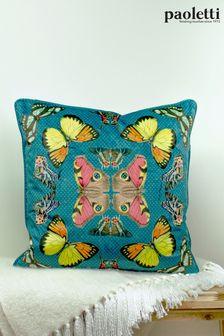 Riva Paoletti Butterfly Mirror Cushion