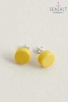 Seasalt Cornwall Yellow Cypress Earrings