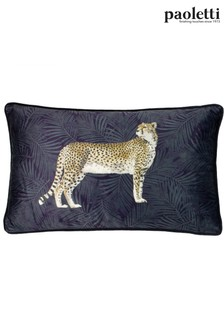 Riva Paoletti Cheetah Forest Cushion
