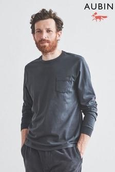 Aubin Navenby Long Sleeve Pocket T-Shirt