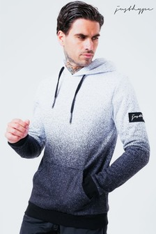 Hype. Speckle Fade Hoodie
