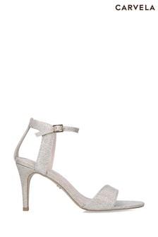 Carvela Gold Kolluding Sandals