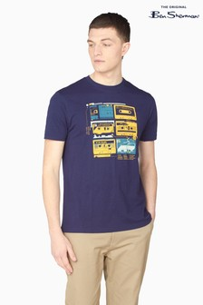 Ben Sherman Marine The Lost Tapes T-Shirt