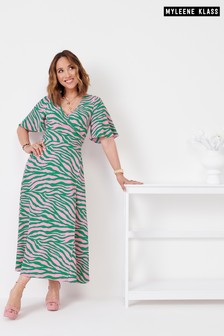 Myleene Klass Wrap Dress