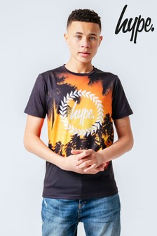 Hype. Kids Black Hawaii Spy Kids T-Shirt