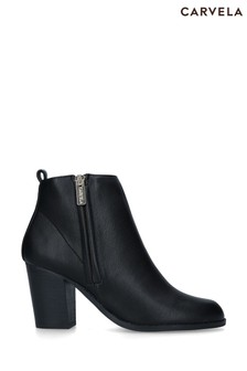 Carvela Black Tangle Boots