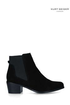 KG Kurt Geiger Black Spider 2 Boots