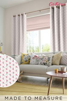 Cath Kidston Pink Provence Rose Made To Measure Curtains