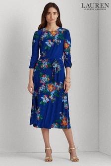 Lauren Ralph Lauren Floral Felia Dress