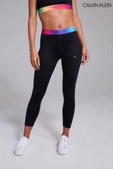 Calvin Klein Black Pride Full Length Tights