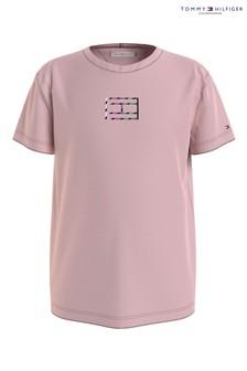 Tommy Hilfiger Tommy Reflective Print T-Shirt