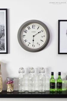 Jones Clocks Venetian Wall Clock