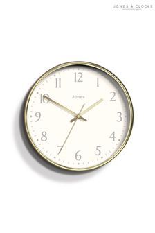 Jones Clocks Penny Wall Clock