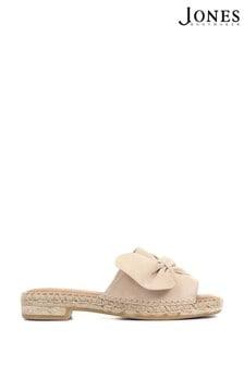 Jones Bootmaker Natural Alessia Ladies Mule Sandals