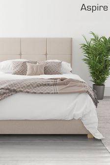 Natural Caine Ottoman Bed By Aspire